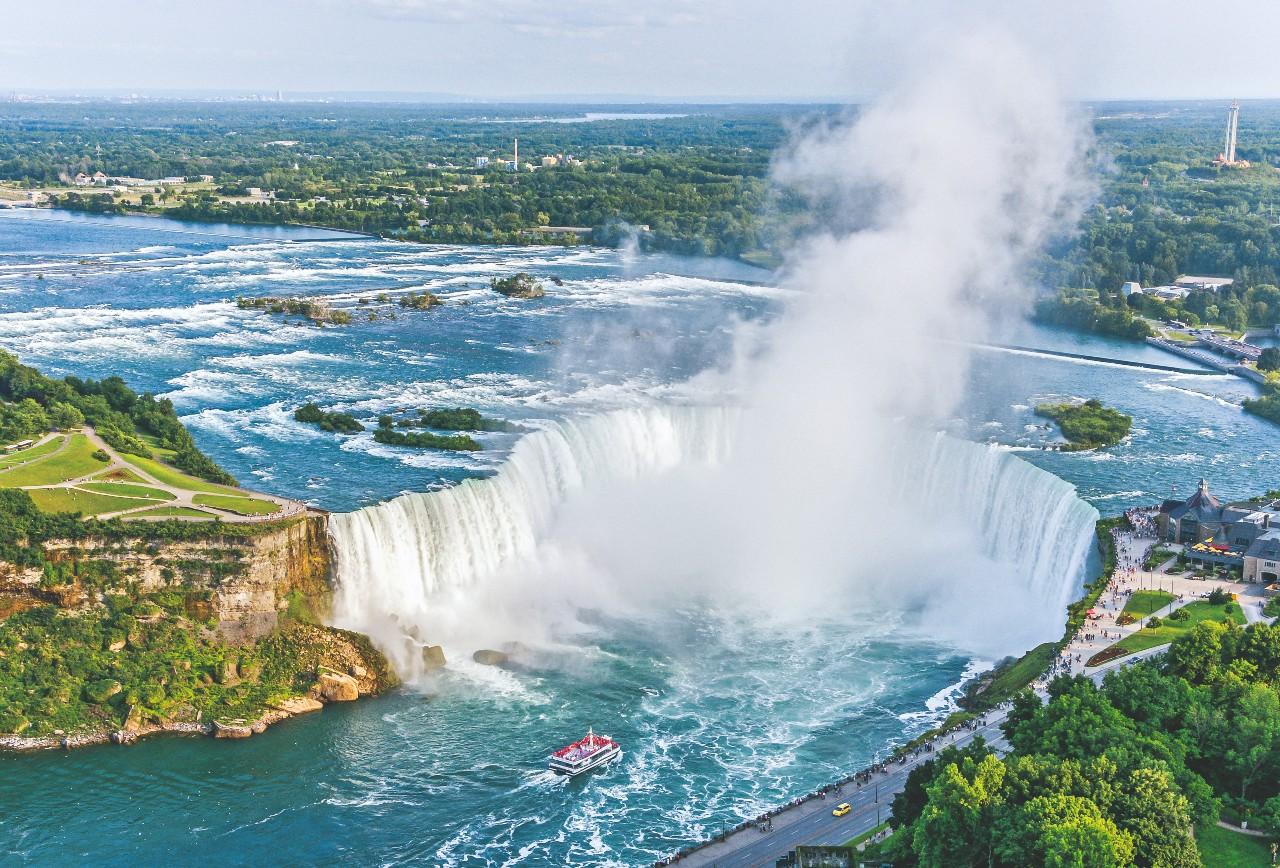 Niagara Fälle Kanada
