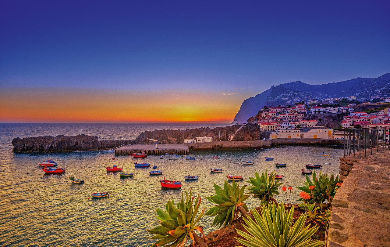 Camara de Lobos Madeira Portugal
