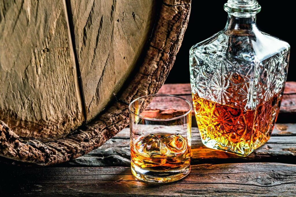 Schottland-Whisky