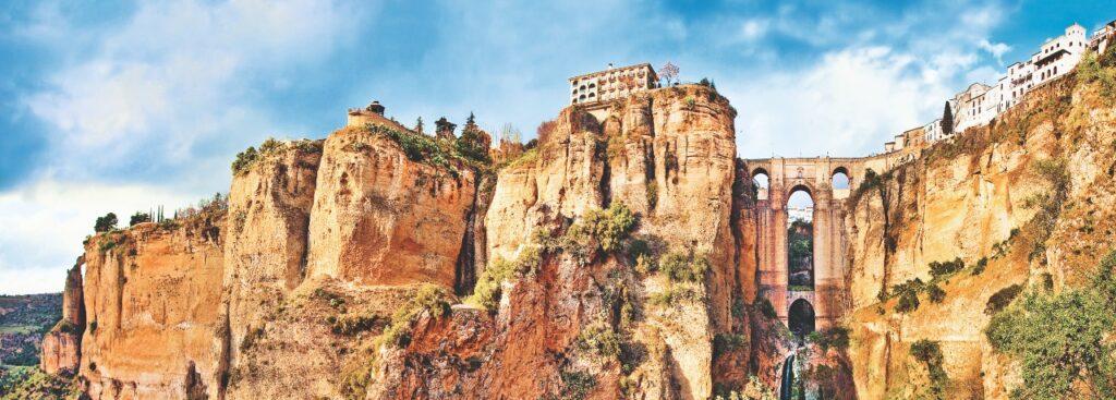 Ronda, Andalusien Spanien