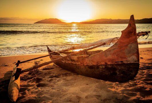 Strand Nosy Be Madagaskar