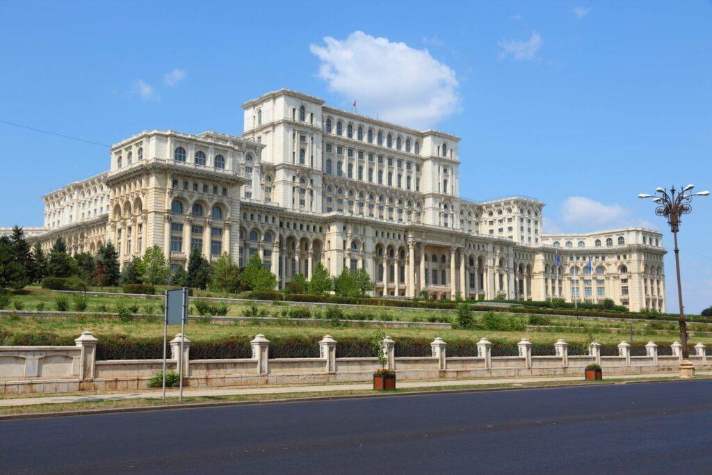 Rumänien Parlamentspalast
