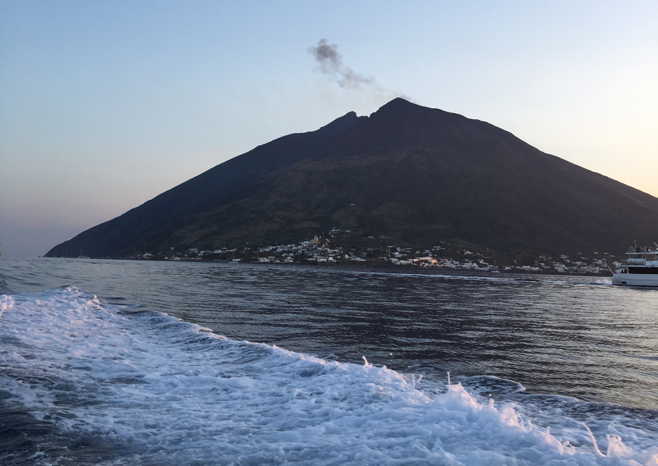 Liparische Inseln Stromboli
